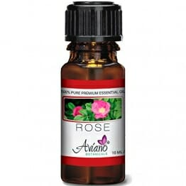 Aviano Botanicals 100% Pure Rose Essential Oil, 10 ml - 1