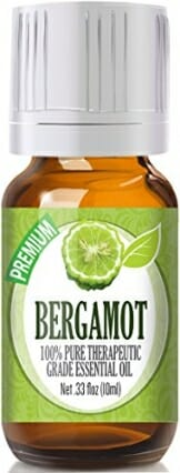 Bergamot - 100% Pure, Best Therapeutic Grade Essential Oil - 10ml - 1