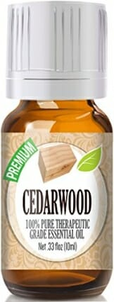 Cedarwood Premium 100% Pure, Best Therapeutic Grade Essential Oil - 10ml - 1