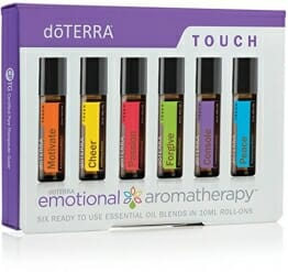 doTERRA Emotional Aromatherapy System Touch - 1