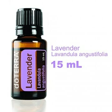doTERRA Lavender Essential Oil - Promotes Calm, Relaxation, Peaceful Sleep, Tension Relief, and Soothing of Skin Irritation; For Diffusion, Internal, or Topical Use - 15 ml - 2