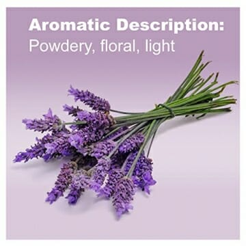 doTERRA Lavender Essential Oil - Promotes Calm, Relaxation, Peaceful Sleep, Tension Relief, and Soothing of Skin Irritation; For Diffusion, Internal, or Topical Use - 15 ml - 3