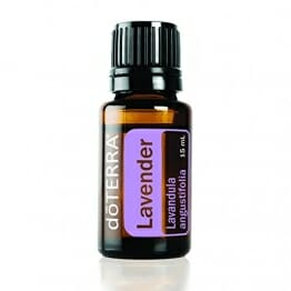 doTERRA Lavender Essential Oil - Promotes Calm, Relaxation, Peaceful Sleep, Tension Relief, and Soothing of Skin Irritation; For Diffusion, Internal, or Topical Use - 15 ml - 1