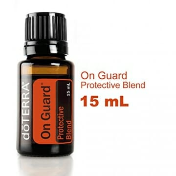 doTERRA - On Guard Essential Oil Protective Blend - Supports Healthy Immune and Respiratory Function, Supports Natural Antioxidant Defenses; For Diffusion, Internal, or Topical Use - 15 mL - 2