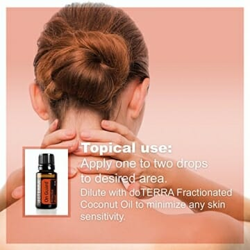 doTERRA - On Guard Essential Oil Protective Blend - Supports Healthy Immune and Respiratory Function, Supports Natural Antioxidant Defenses; For Diffusion, Internal, or Topical Use - 15 mL - 6