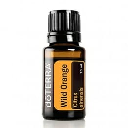 doTERRA Wild Orange Essential Oil - Powerful Cleanser and Purifying Agent, Supports Healthy Immune Function, Uplifts Mind and Body; For Diffusion, Internal, or Topical Use - 15 ml - 1