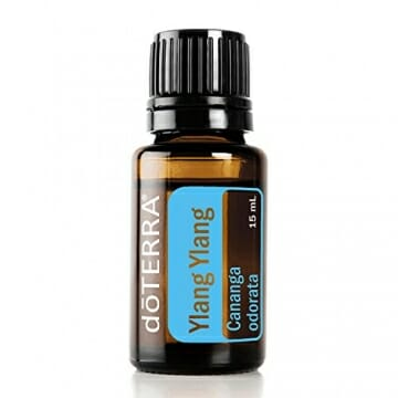 doTERRA Ylang Ylang Essential Oil - Provides Antioxidant Support, Promotes Appearance of Healthy Skin and Hair, Promotes Calming Effect and Lifts Mood; For Diffusion, Internal, or Topical Use - 15 ml - 1
