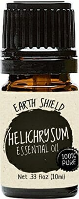 Earth Shield Helichrysum Essential Oil is 100% Pure and Therapeutic Grade - 10ml. - 1