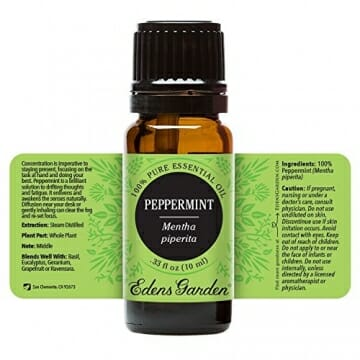 Edens Garden Peppermint 10 ml 100% Pure Undiluted Therapeutic Grade Essential Oil GC/MS Tested - 2