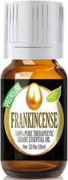 Frankincense - 100% Pure, Best Therapeutic Grade Essential Oil - 10 ml - 1