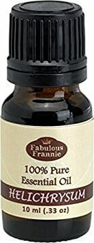 Helichrysum 100% Pure, Undiluted Essential Oil Therapeutic Grade - 10ml- Great For Aromatherapy! - 1