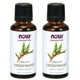 Now Foods Cedarwood Oil 1 ounce (Pack of 2) - 1