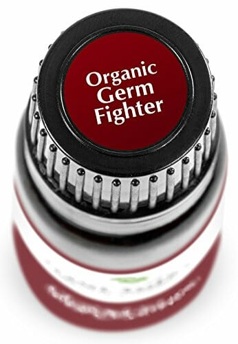 Plant Therapy Germ Fighter Organic Synergy Essential Oil 10 mL (1/3 oz) 100% Pure, Undiluted, Therapeutic Grade - 3