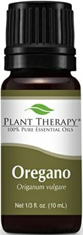 Plant Therapy Oregano (Origanum) Essential Oil. 100% Pure, Undiluted, Therapeutic Grade. 10 ml (1/3 oz). - 1