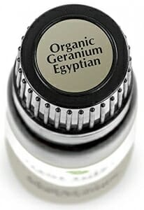 Plant Therapy USDA Certified Organic Geranium Egyptian Essential Oil. 100% Pure, Undiluted, Therapeutic Grade. 5 ml (1/6 oz). - 3