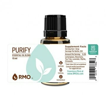 Rocky Mountain Oils - Purify - 15 ml - 100% Pure and Natural Essential Oil Blend - 4