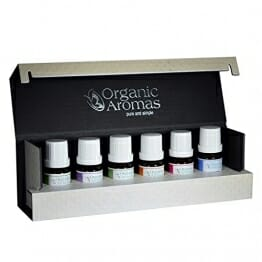 Designer Series Essential Oil Blends Collection by Organic Aromas - Luxury Gift Set for Professional Aromatherapy … - 1