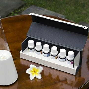 Designer Series Essential Oil Blends Collection by Organic Aromas - Luxury Gift Set for Professional Aromatherapy … - 6