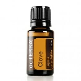 doTERRA Clove Essential Oil - Supports Cardiovascular Health, Powerful Antioxidant Properties, Helps Clean Teeth and Gums; For Diffusion, Internal, or Topical Use - 15 ml - 1
