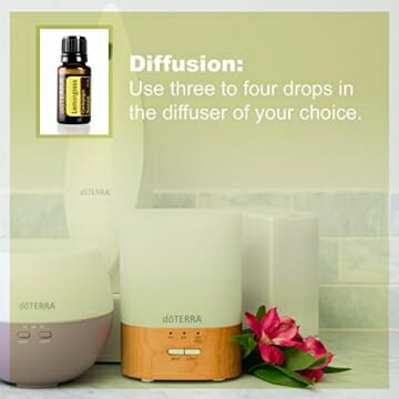 doTERRA Lemongrass Essential Oil - Supports Healthy Digestion, Used for Soothing Massage and Refreshing Feeling; For Diffusion, Internal, or Topical Use - 15 ml - 4