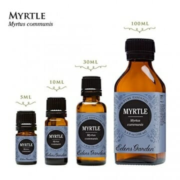 Edens Garden Myrtle 10 ml 100% Pure Undiluted Therapeutic Grade Essential Oil GC/MS Tested - 3