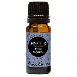 Edens Garden Myrtle 10 ml 100% Pure Undiluted Therapeutic Grade Essential Oil GC/MS Tested - 1