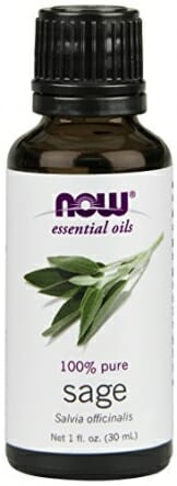 NOW Solutions Sage Oil, 1-Ounce - 1