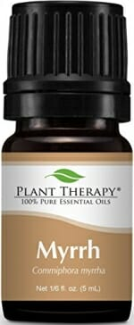 Plant Therapy Myrrh Essential Oil 5 mL (1/6 oz) 100% Pure, Undiluted, Therapeutic Grade - 1