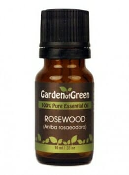 Rosewood Essential Oil (100% Pure and Natural, Therapeutic Grade) from Garden of Green - 1