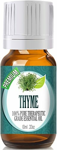 Thyme - (Premium) 100% Pure, Best Therapeutic Grade Essential Oil - 10ml - 1