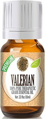 Valerian 100% Pure, Best Therapeutic Grade Essential Oil - 10ml - 1