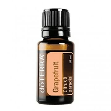 doTERRA Grapefruit Essential Oil - Improves the Appearance of Blemishes, Supports Healthy Metabolism, Uplifts Mood; For Diffusion, Internal, or Topical Use - 15 ml - 1
