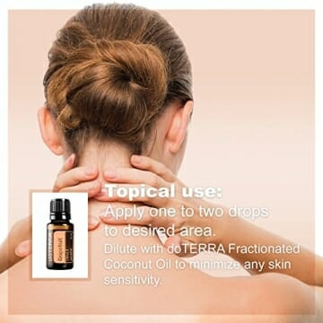 doTERRA Grapefruit Essential Oil - Improves the Appearance of Blemishes, Supports Healthy Metabolism, Uplifts Mood; For Diffusion, Internal, or Topical Use - 15 ml - 6