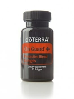 doTERRA On Guard Essential Oil Protective Blend Softgels 60 ct - 1