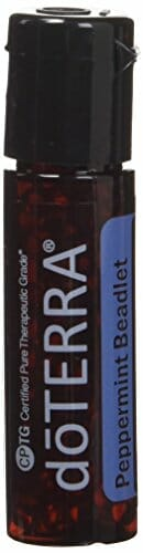 doTERRA Peppermint Essential Oil Beadlets 125 ct - 1